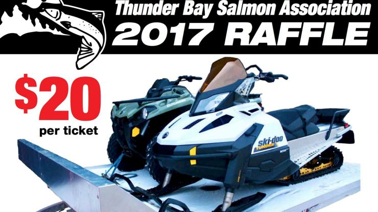Salmon Association Raffle, 2017