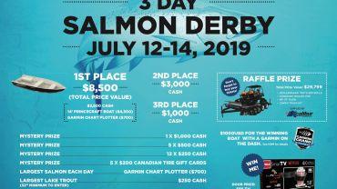 Salmon Derby, 2019!